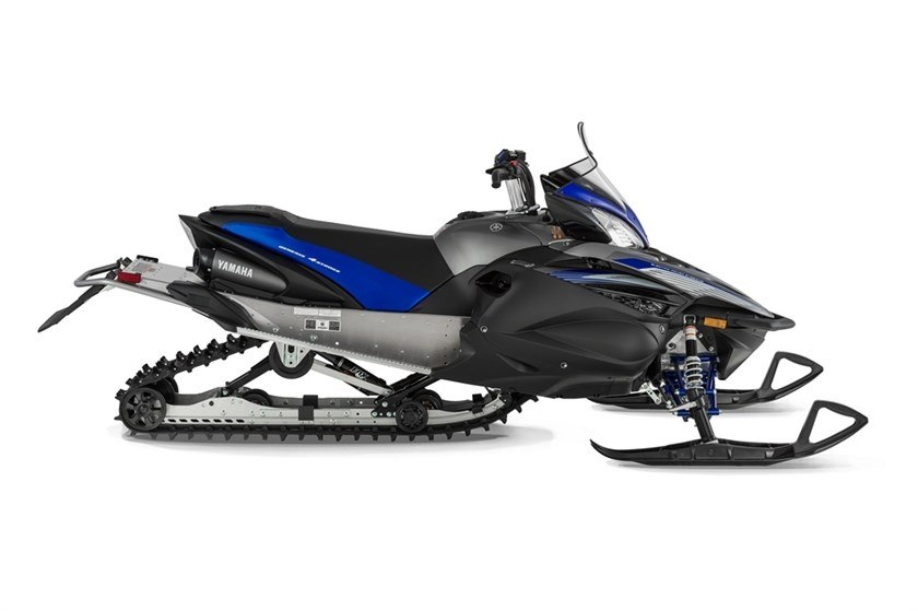 2016 Yamaha Vector XTX Snowmobile Stock Photo