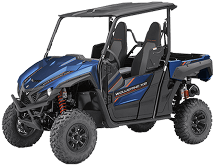 Yamaha Side-By-Side UTV Image
